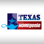 Texas Home Genie Logo - Entry #86