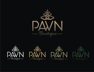 Either Midtown Pawn Boutique or just Pawn Boutique Logo - Entry #60