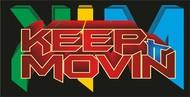 Keep It Movin Logo - Entry #453