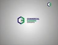 Commercial Cleaning Concepts Logo - Entry #113