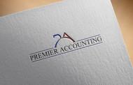 Premier Accounting Logo - Entry #363