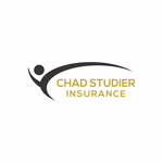 Chad Studier Insurance Logo - Entry #133