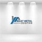 Mast Metal Roofing Logo - Entry #26
