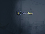 "Open Road Wealth Services, LLC  (The ""LLC"" can be dropped for design purposes.) Logo - Entry #84"