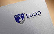 Budd Wealth Management Logo - Entry #256