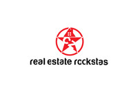 CZ Real Estate Rockstars Logo - Entry #182
