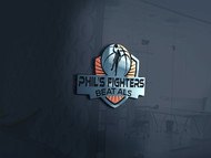 Phil's Fighters Logo - Entry #22