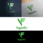 Vegan Fix Logo - Entry #345