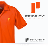 Priority Building Group Logo - Entry #14