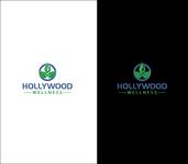 Hollywood Wellness Logo - Entry #9