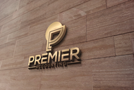 Premier Accounting Logo - Entry #443