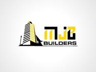 MJB BUILDERS Logo - Entry #95