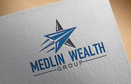 Medlin Wealth Group Logo - Entry #16