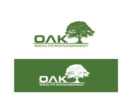Oak Wealth Management Logo - Entry #19