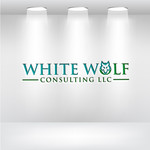 White Wolf Consulting (optional LLC) Logo - Entry #431