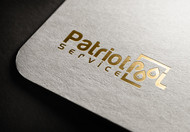 Patriot Pool Service Logo - Entry #16