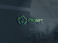 Prompt Home Care Logo - Entry #86