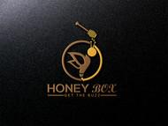 Honey Box Logo - Entry #143