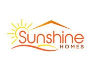 Sunshine Homes Logo - Entry #449
