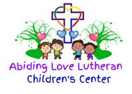 Abiding Love Lutheran Children's Center Logo - Entry #10