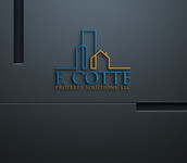 F. Cotte Property Solutions, LLC Logo - Entry #33