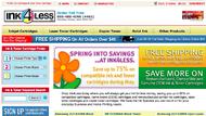 Leading online ink and toner supplier Logo - Entry #57