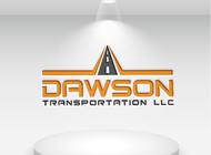 Dawson Transportation LLC. Logo - Entry #213