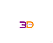 3D Sign Solutions Logo - Entry #104