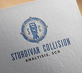 Sturdivan Collision Analyisis.  SCA Logo - Entry #138