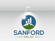 Sanford Krilov Financial       (Sanford is my 1st name & Krilov is my last name) Logo - Entry #140