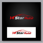 14 Star Auto Logo - Entry #5