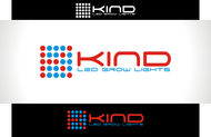 Kind LED Grow Lights Logo - Entry #80