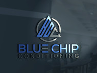 Blue Chip Conditioning Logo - Entry #75