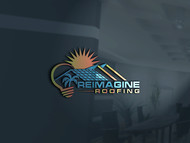 Reimagine Roofing Logo - Entry #278