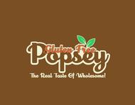 gluten free popsey  Logo - Entry #177