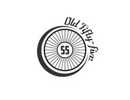 """""""OLD 55"""" - mid-century vintage furniture and wares store Logo - Entry #29"""