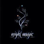 Night Magic Productions Logo - Entry #17