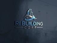 RI Building Corp Logo - Entry #73