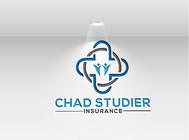 Chad Studier Insurance Logo - Entry #376