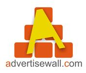 Advertisewall.com Logo - Entry #32