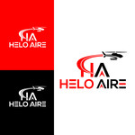 Helo Aire Logo - Entry #117