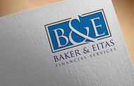Baker & Eitas Financial Services Logo - Entry #56