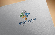 Best New Buddy  Logo - Entry #55