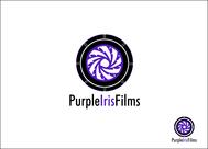 Purple Iris Films Logo - Entry #135