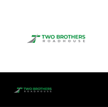 Two Brothers Roadhouse Logo - Entry #155