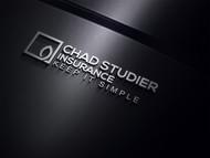 Chad Studier Insurance Logo - Entry #143