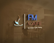 FM Cafe Logo - Entry #79