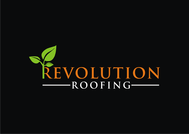 Revolution Roofing Logo - Entry #148