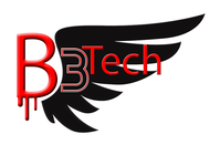 B3 Tech Logo - Entry #185