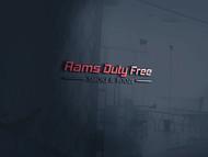 Rams Duty Free + Smoke & Booze Logo - Entry #109